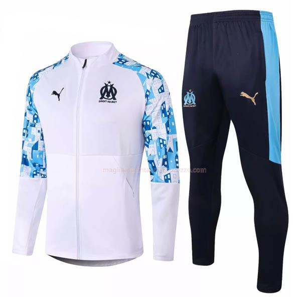 giacca marseille bianco 2020-21